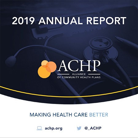 ACHP Annual Report - 2019