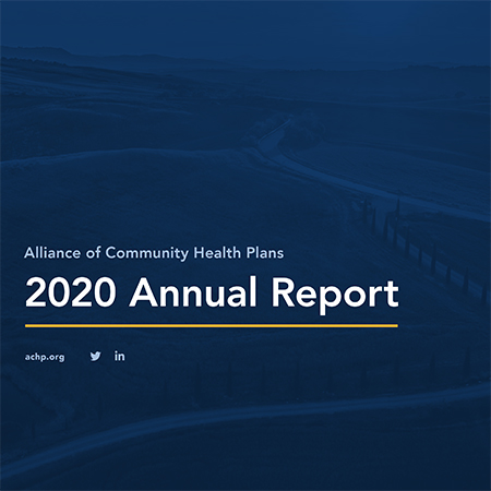 ACHP Annual Report - 2020