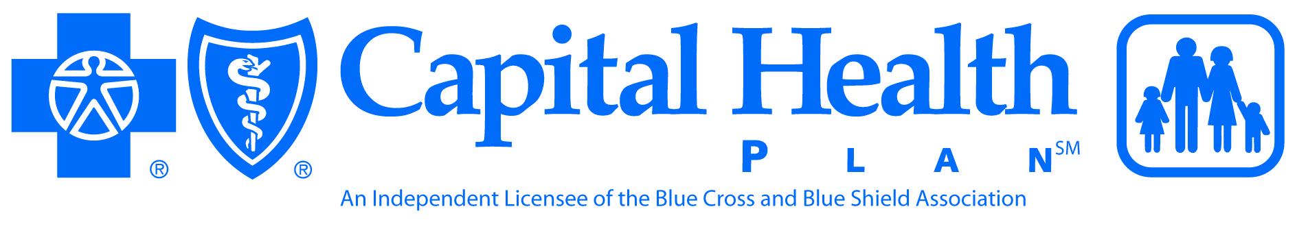 CHP & BCBS Logo Horizontal. Blue 293 CMYK 350dpi