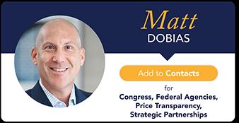 Add to contact card for Matt Dobias