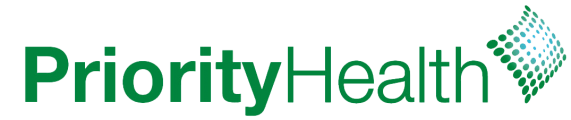 Priority Health Logo bkgd